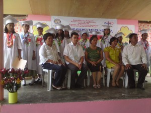 Graduation in Siok