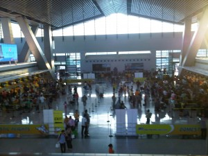 check-in counters cebupac