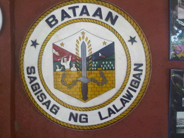 Bataan province.