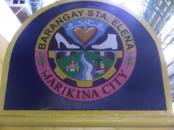 Barangay Sta Elena, Marikina